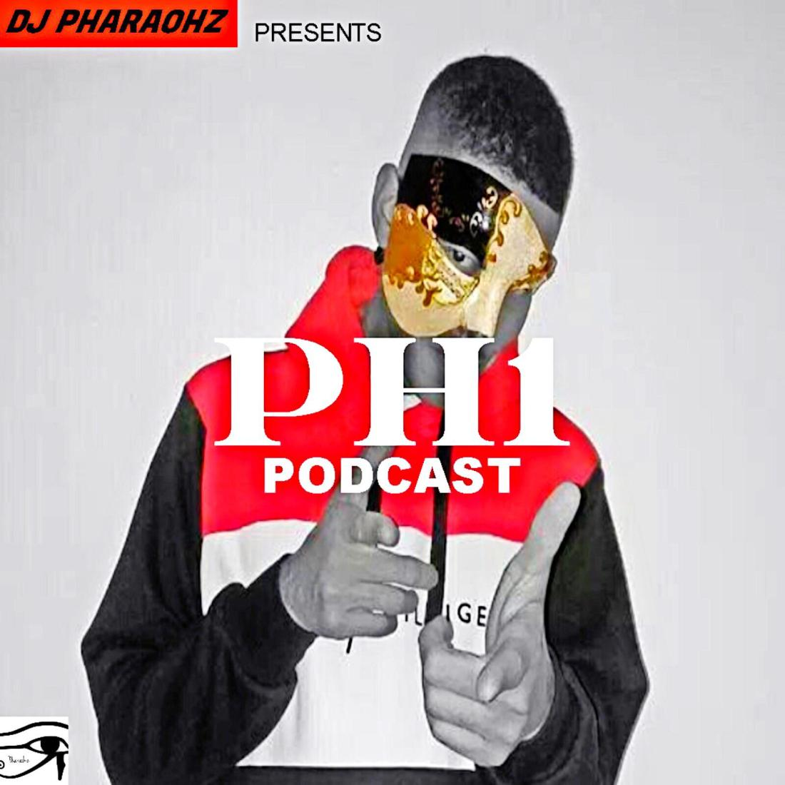 PH1 Podcast Art